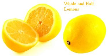 Acne Treatments That Work Lemons cut in 2